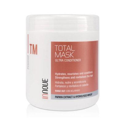 Kosswell Total Mask 1000g, odżywcza maska do włosów
