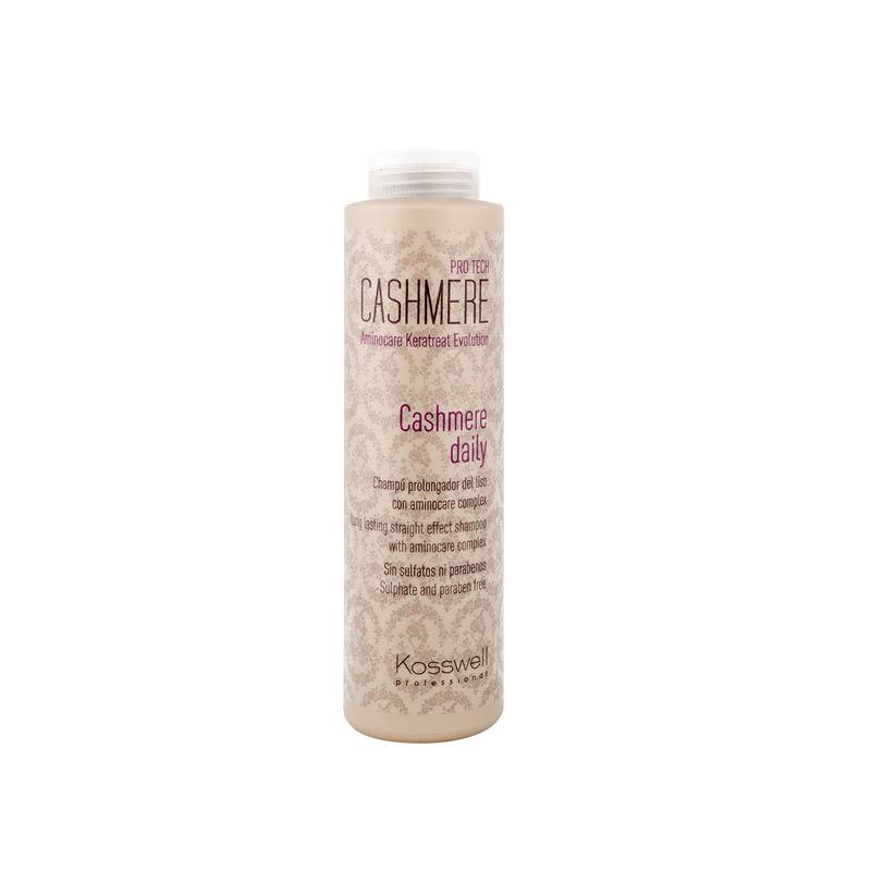 Kosswell Cashmere nr.4 daily 250ml, kaszmirowy szampon do włosów