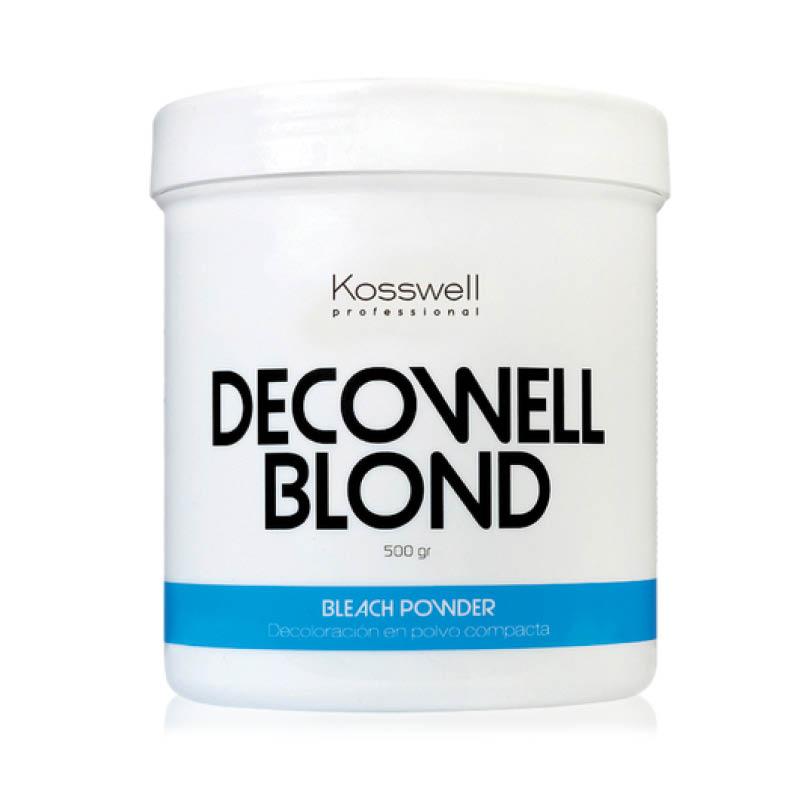 Kosswell Decowell 500g, rozjaśniacz do włosów