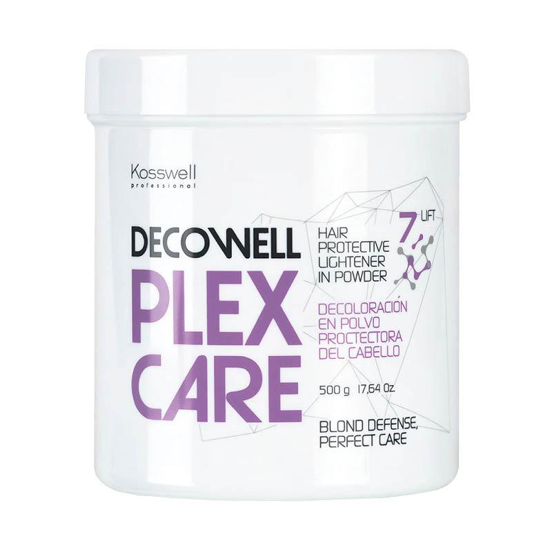 Kosswell Decowell Plex Care 500g, rozjaśniacz do włosów z ochroną plex