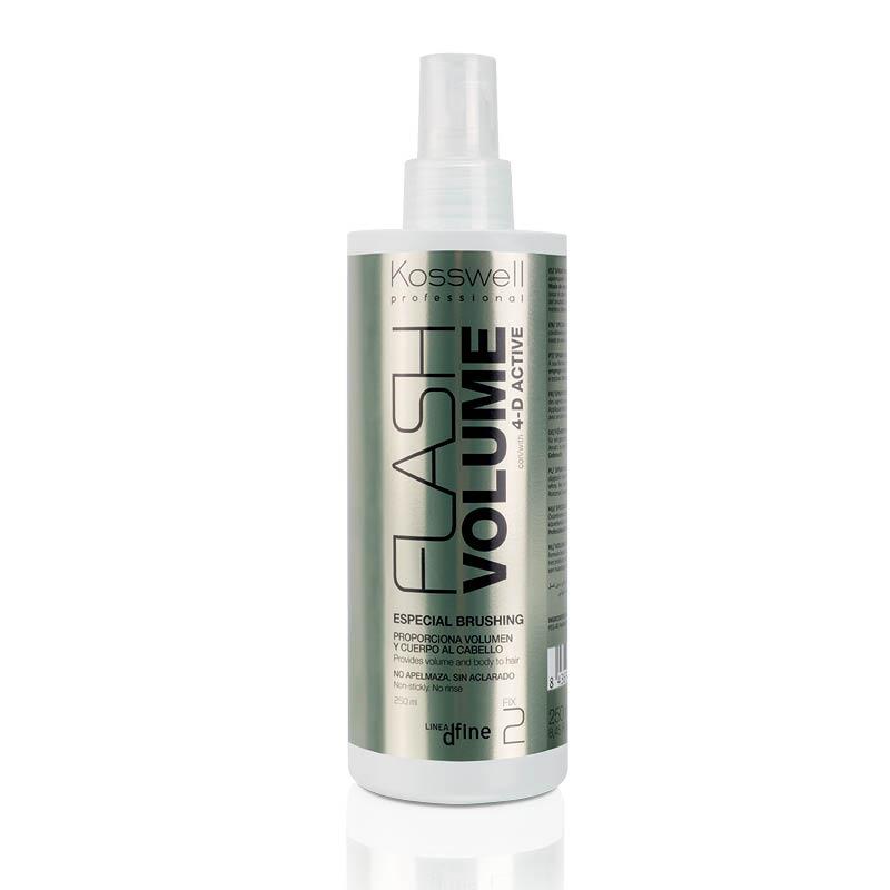 Kosswell Flash Volume 250ml, spray zwiększający objętość włosów