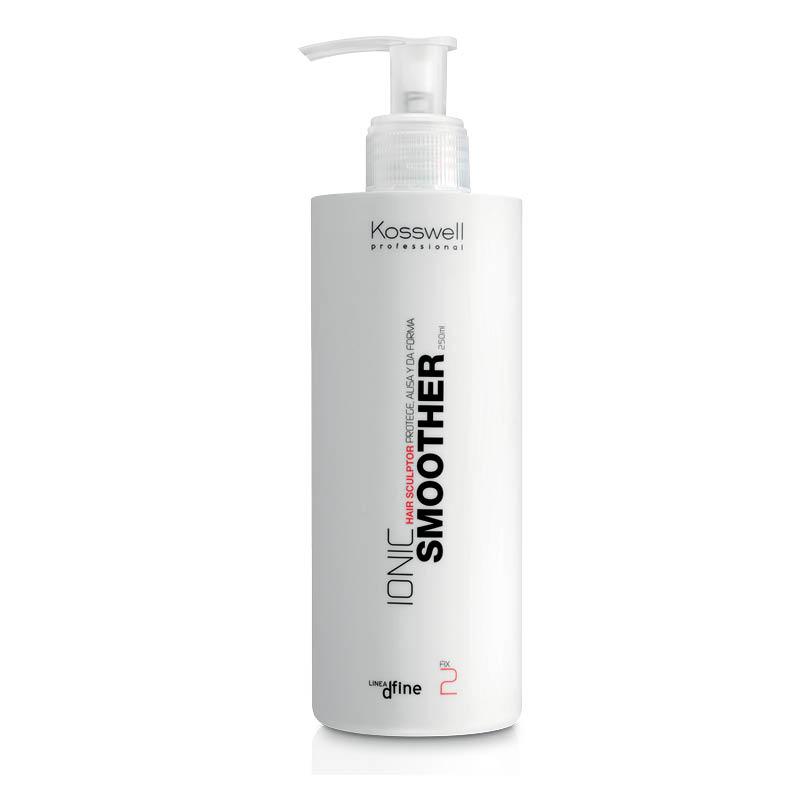 Kosswell Ionic Smoother 250ml, serum wygładzające włosy