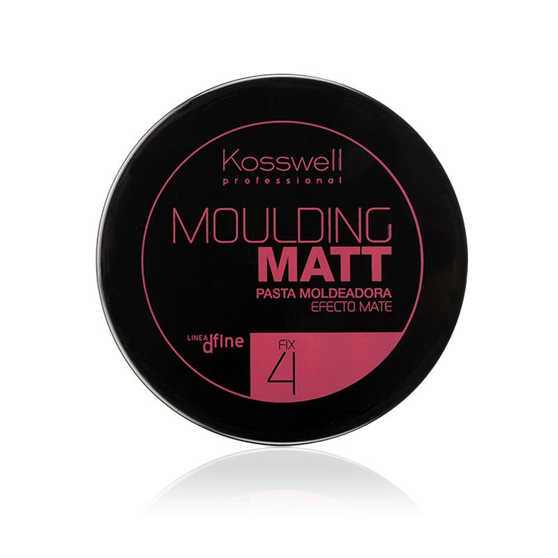 Kosswell Moulding Matt 4 100ml, matowa pasta do włosów