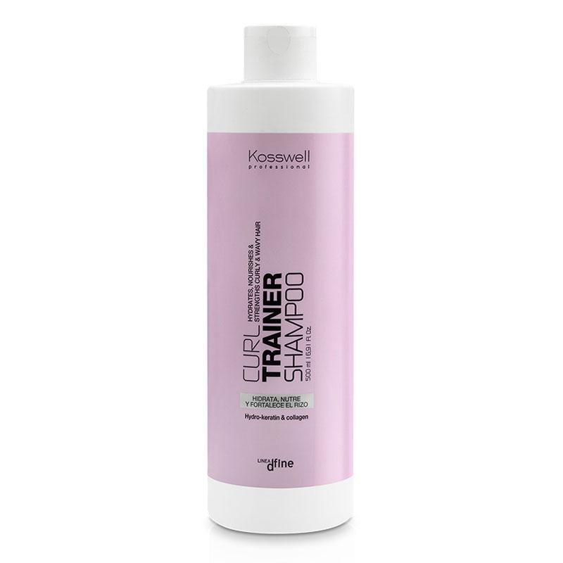 Kosswell Curl Shampoo szampon do wlosow kreconych