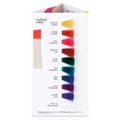 Cocktail Colors Trends Mask - maski koloryzaujące do włosów