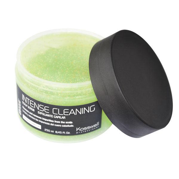 Kosswell Intense Cleaning Scalp Scrub 250ml, peeling do skóry głowy
